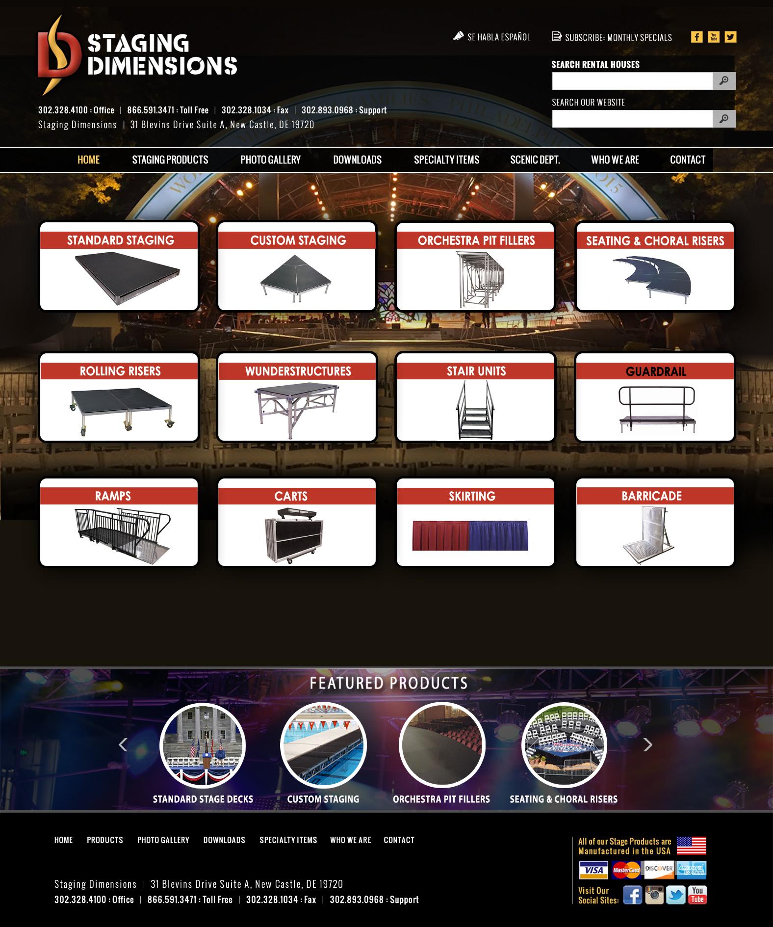 Responsive Web Development Website Design Delaware Visionefx
